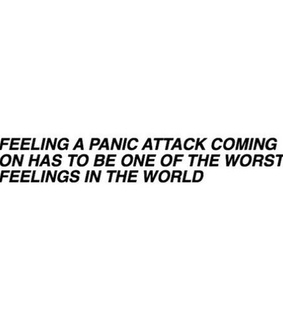 book, panic attack and accurate