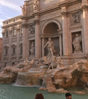roma, rome and lost
