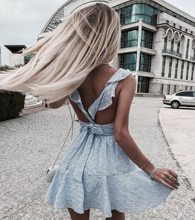 streets, girl and hair