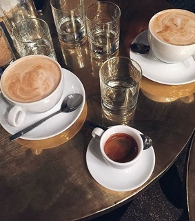 cafe, style and coffee
