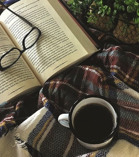 coffee, reading and tbr