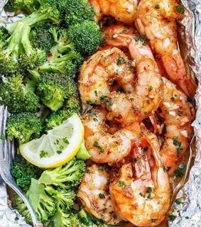 spices, shrimp and yummy