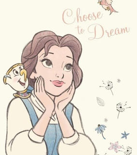 beauty and the beast, drawing and disney