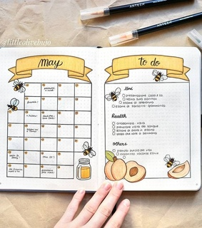 organization, bullet journal ideas and journal