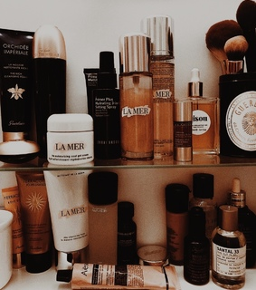 tumblr, vogue and brown